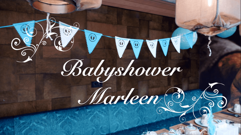 Marleen Babyshower ?